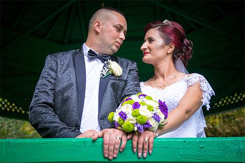 Aneta si Cosmin - Fotografii de nunta Targu Jiu