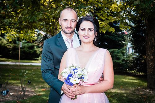 Marius si Andreea - Fotografii cununie civila