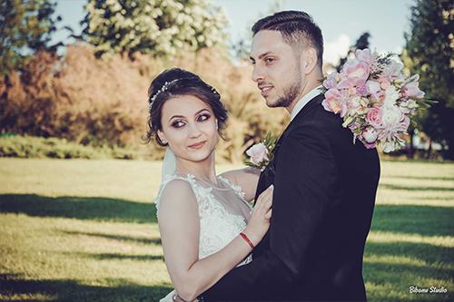 Mihnea si Anamaria - Fotografii de nunta Targu Jiu